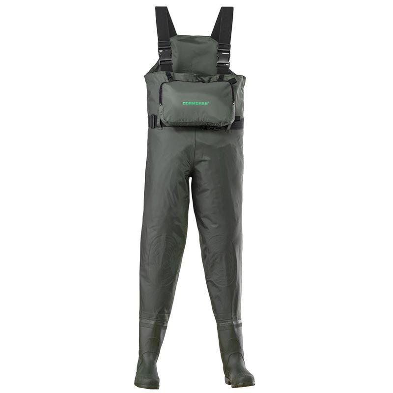Bridkelnės Cormoran Chest Waders