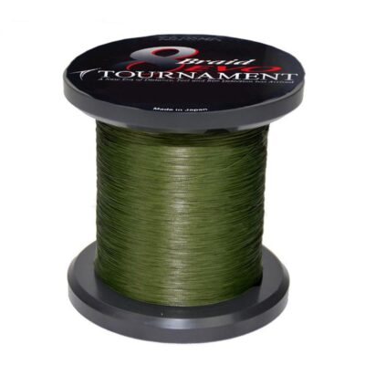 Pintas valas Daiwa Tournament 8 Braid EVO Dark Green 1000m
